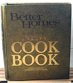 good looking better homes and gardens books. Better Homes and Gardens Golden Anniversary New Cook Book Souvenir Edition Excellent Vintage