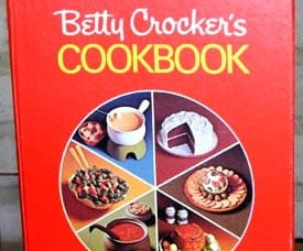 Betty Crocker's Cook Books
