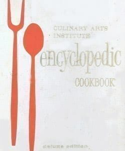 Culinary Arts Institute Encyclopedic Cookbook, 1967