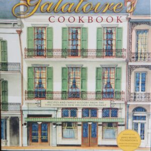 Galatoire's Cookbook