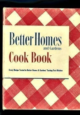 Better Homes And Gardens Devils Food Cake Recipe