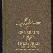 General's Diary of Treasured Recipes