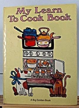 My Learn Cook Book