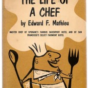 Life of Chef, Mathieu, Signed