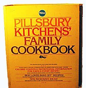 Pillsbury Kitchens' Family Cookbook, 1979