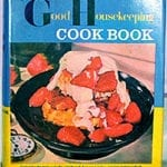 1955 Good Housekeeping Cook Book with Dust Jacket
