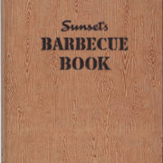 Sunset's Barbecue Book