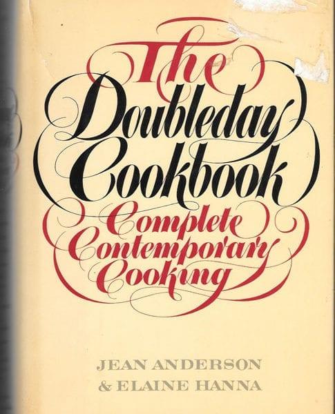 Doubleday Cookbook