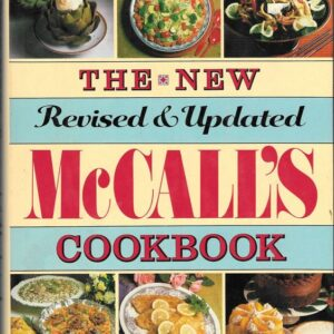 New Revised & Updated McCall's Cookbook