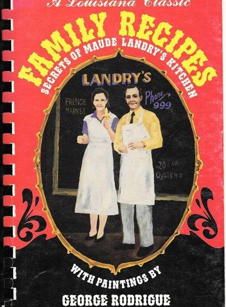 Family Recipes Secrets of Maude Landry's