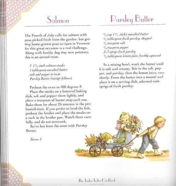 Tasha Tudor Cookbook