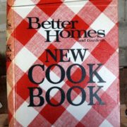 Better Homes Gardens New Cook Book, 1976