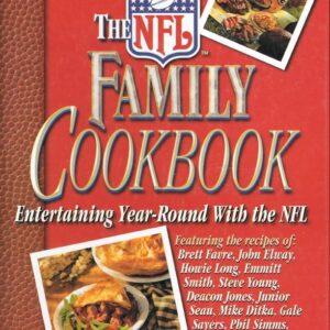NFL Family Cookbook