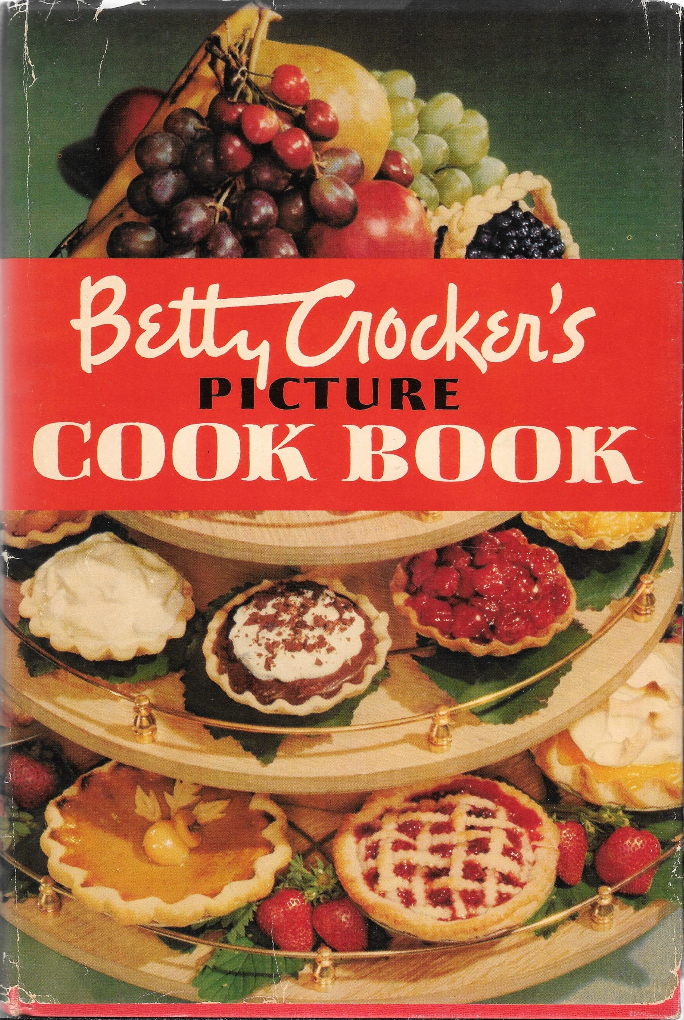 Crockers picture cook book 1950 first edition second printing betty crockers picture cook book 1950 first edition second printing forumfinder Image collections